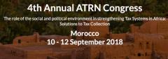 4th Annual ATRN Congress @ Morocco