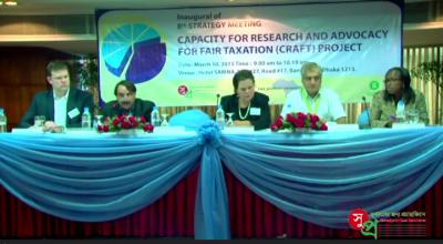 8th CRAFT Strategy Meeting, Dhaka, Bangladesh March 2015