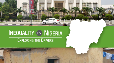 Launch of Nigeria Inequality Report