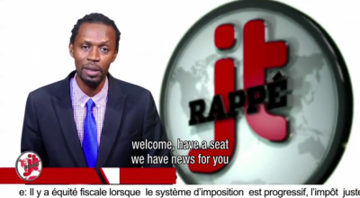 Rap on Tax Injustice In Senegal