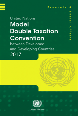 Updated Model Tax Treaty Released by UN