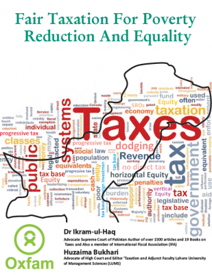 Fair Taxation For Poverty Reduction and Equality