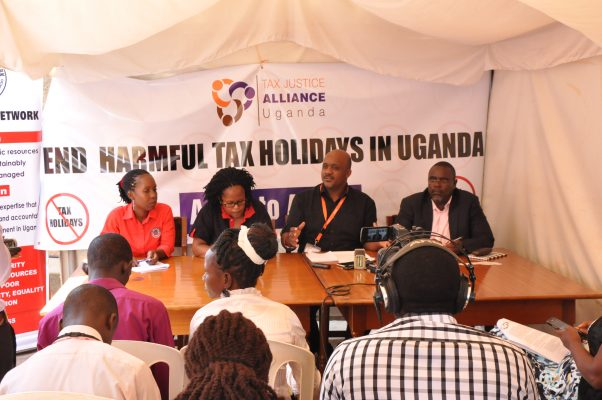 CSO's: Uganda Should Stop Offering Tax Incentives tax incentives